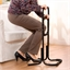 Redresse aide fauteuil noir