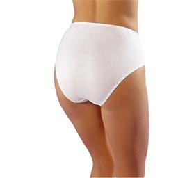 Lot de 5 culottes confort Blanc - taille M