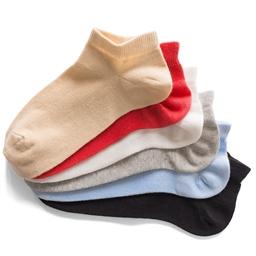Lot de 6 paires de chaussettes