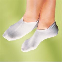 Soin de nuit des pieds : Chaussettes ou crème