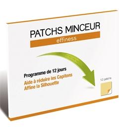 12 patchs minceur Effiness®