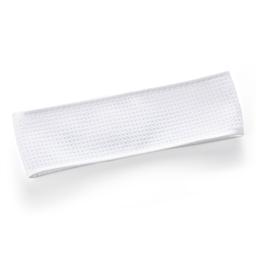 Bandeau microfibre blanc ou Taupe