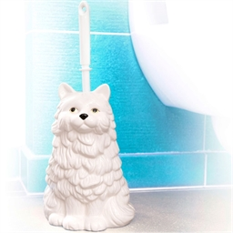 Brosse WC chat