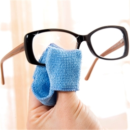 Lot de 2 gants microfibre nettoie lunettes