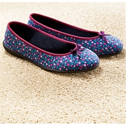Chaussons «Faustine»