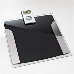 Pèse-personne à écran déporté