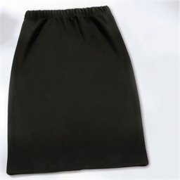 Jupe classique noire - taille XL