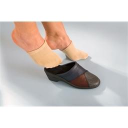 5 paires demi-chaussettes