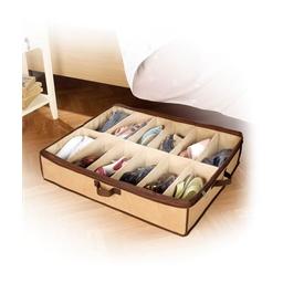 Housse de rangement 12 paires de chaussures