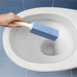 Brosse magique WC