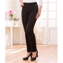 Pantalon confort chaleur Noir