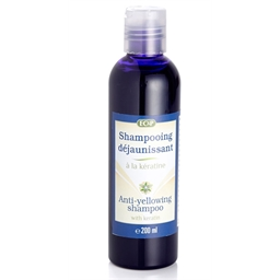 Shampooing déjaunissant