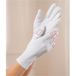 Paire de gants avec aimants