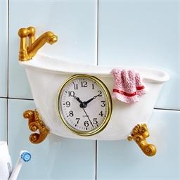 Horloge baignoire