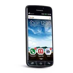 Smartphone Thomson® Serea 500 noir