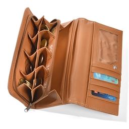 Porte-monnaie trieur RFID