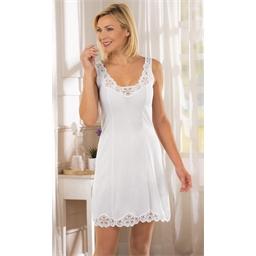 Fond de robe Blanc ou Noir
