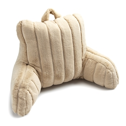 Coussin accoudoirs beige