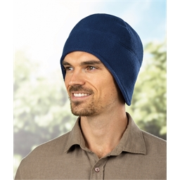 Bonnet couvre oreilles Marine ou Gris