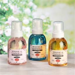 Mousse de Marseille : divers parfums