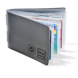 Porte cartes RFID antibactérien
