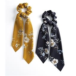 Lot de 2 élastiques foulard