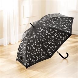 Parapluie changement de couleur