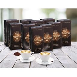 2.5kg de café moulu classique (10 paquets de 250g)