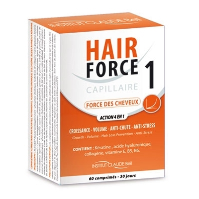 Hair Force One : lotion, comprimés ou shampoing