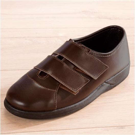 """Chaussures """"Thibault"""" : Noir ou Marron"""
