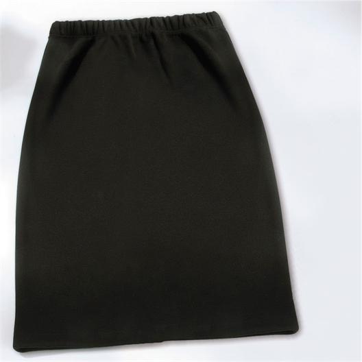 Jupe classique noire - taille XXL