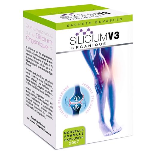 60 gélules Silicium organique