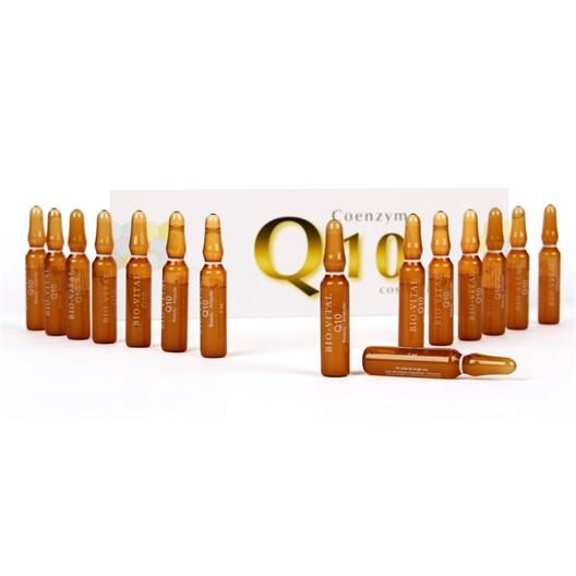 Lot de 15 ampoules coenzyme Q10