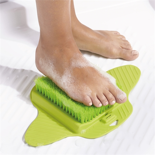 Brosse pour pieds