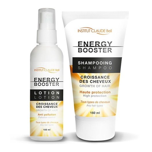 Shampoing ou Lotion Energy Booster