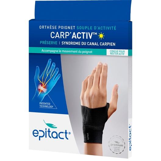 Orthèse poignet droit ou gauche CARP'ACTIV®