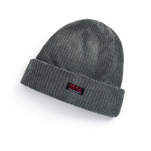 Bonnet grands froids gris