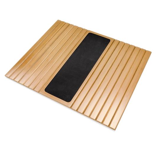 Plateau de fauteuil bambou