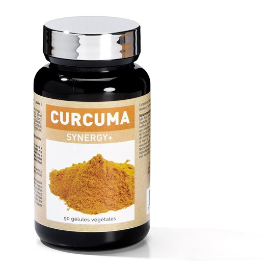 Curcuma Synergy+