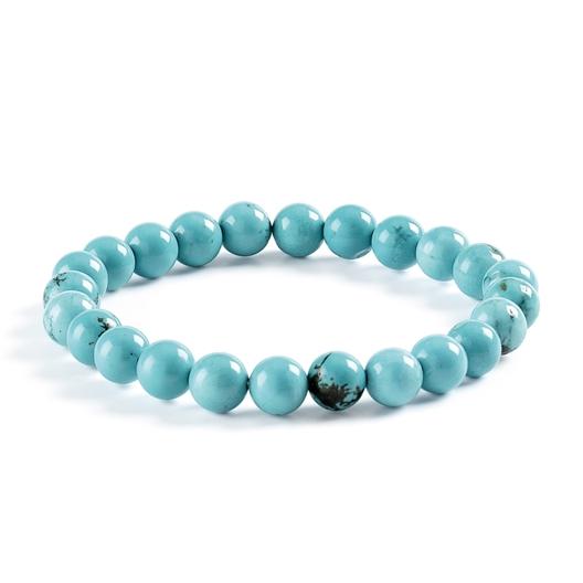 Bracelet pierre naturelle oeil de tigre Turquoise