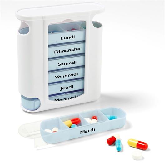 Pilulier semainier