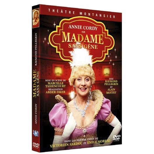 Madame sans gêne (DVD)