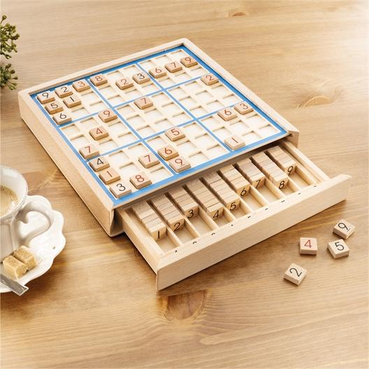 Sudoku bois