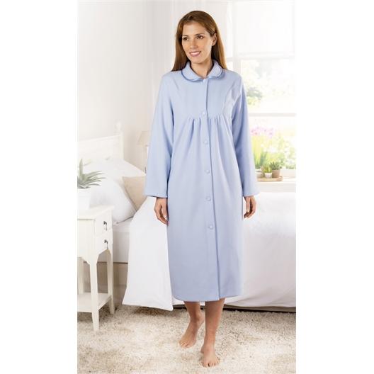 Robe de chambre polaire Lilas