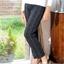 Pantalon confort Fleurs