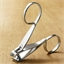 Pince coupe-ongles anneaux