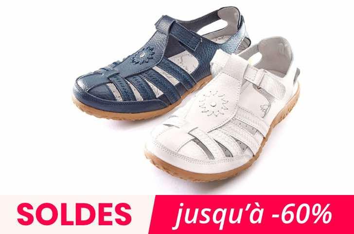 Soldes chaussures et accessoires pieds