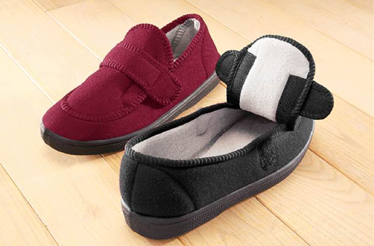 Chaussures confort mixtes